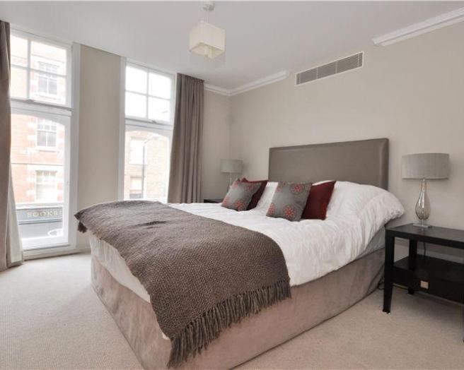спокойный цвет спальни - фото и дизайн