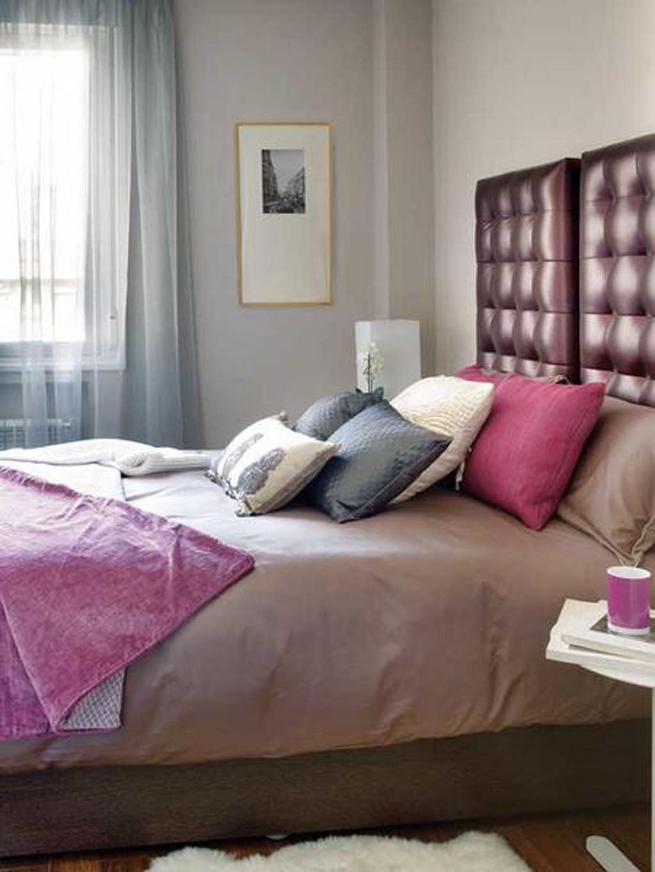 спальня в маленьком количестве