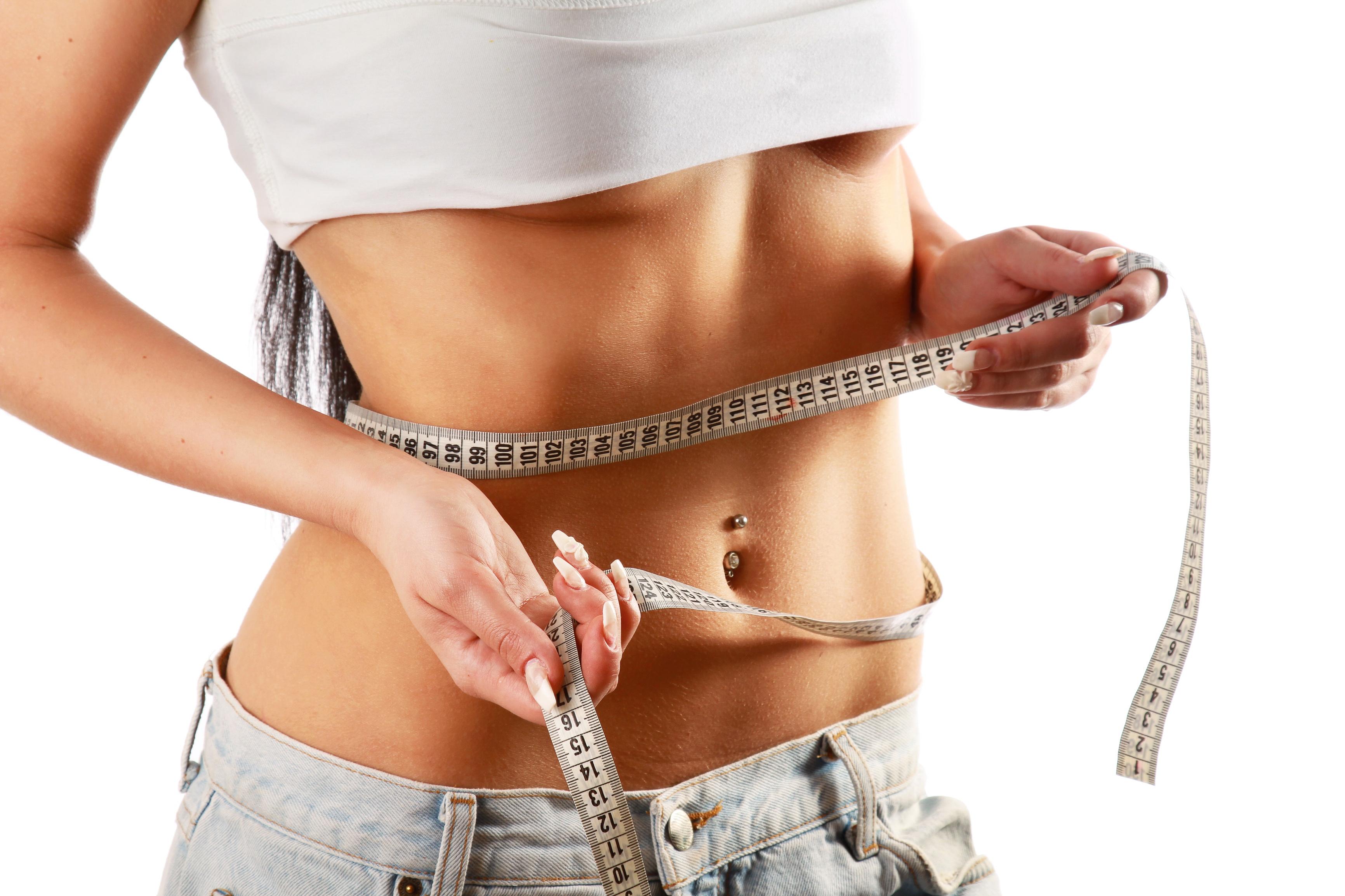 жир внизу живота после аппендицита