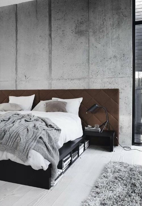 отличная идея оформления спальни