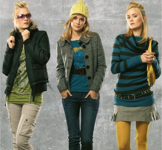 Одежда Стильная Молодежная