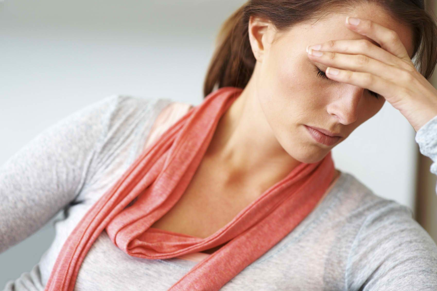 Задержка месячных причины кроме беременности на неделю