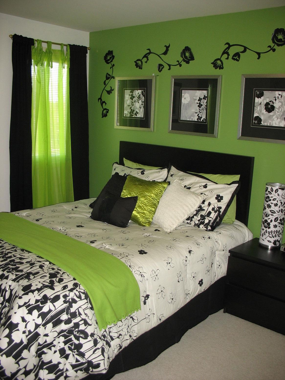 идея спальной комнаты