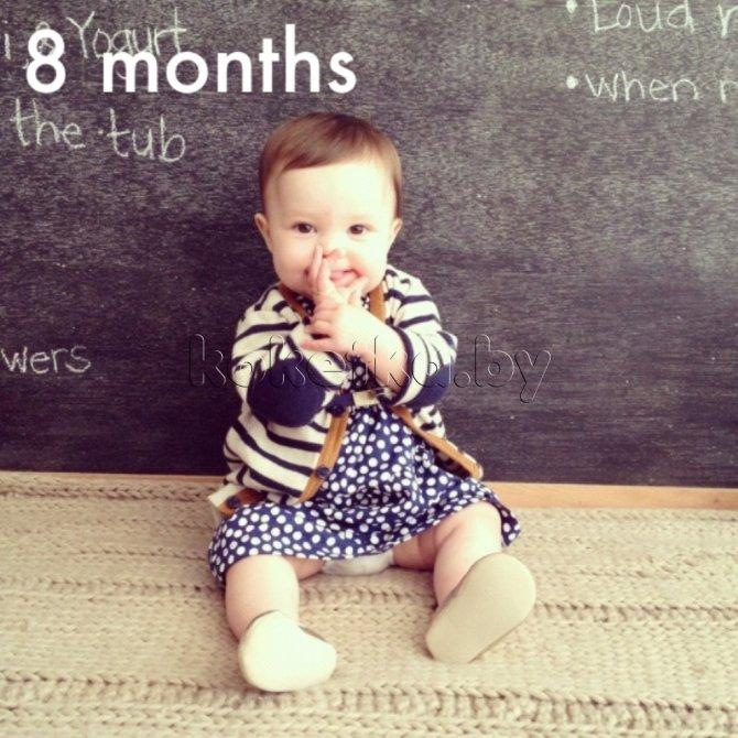 8 месяцев фото