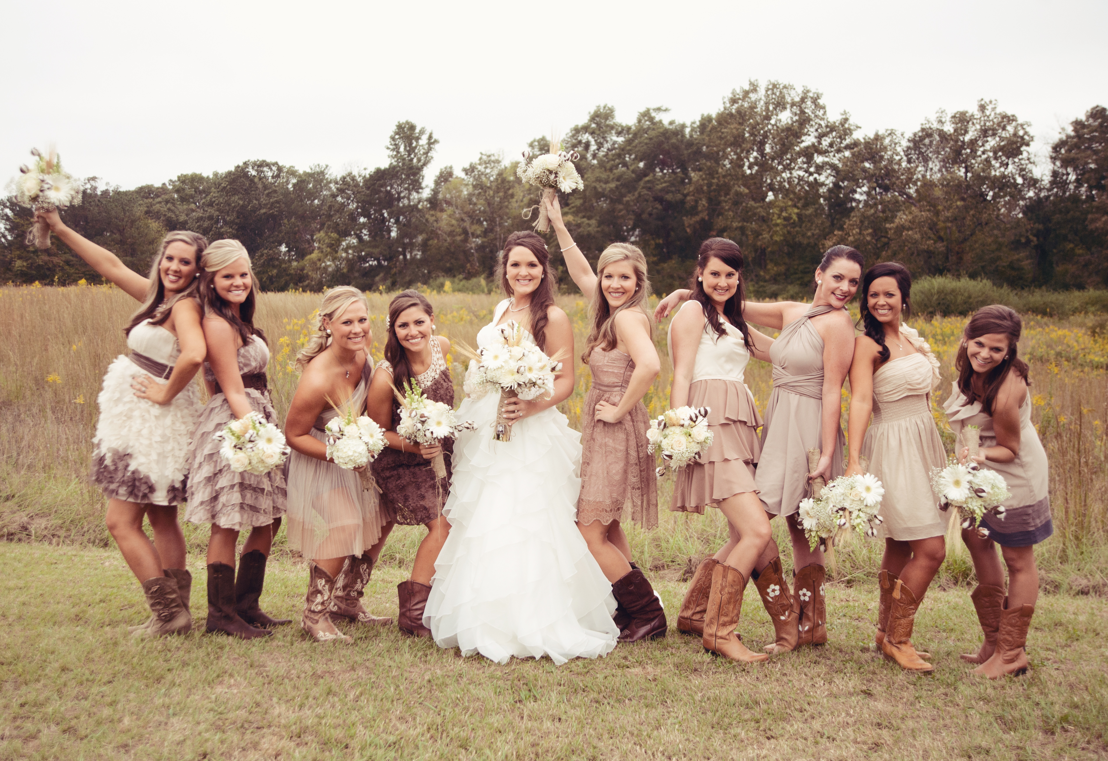 Свадьбы без одежды 5 фотография