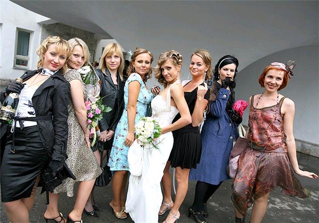 Свадьба в стиле гангстеров фото