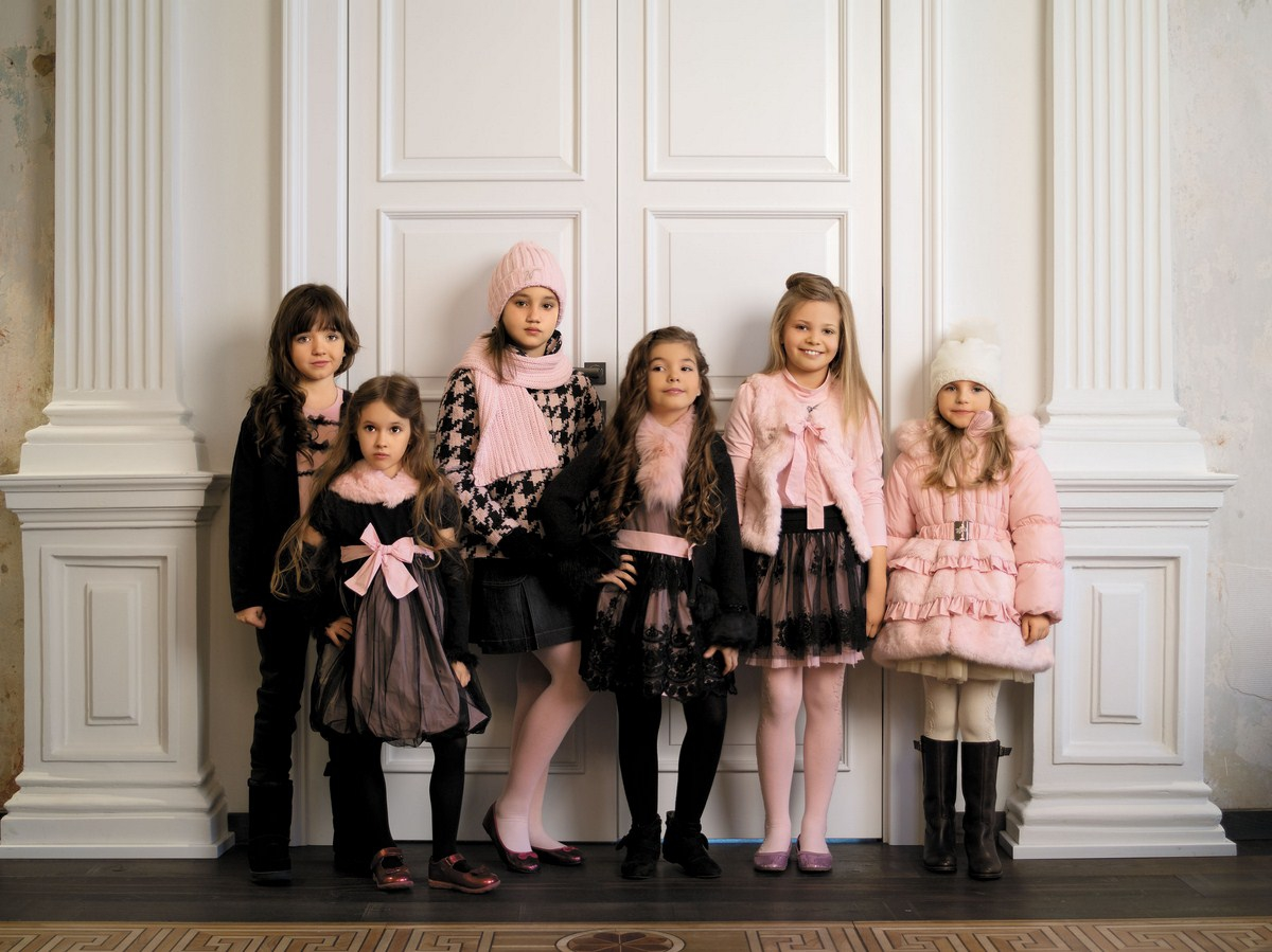 Woichik детская одежда